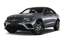 Mandataire mercedes glc coupe